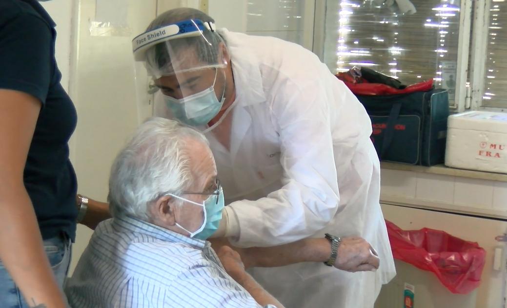 Vacunación Hogar Ancianos 3214123